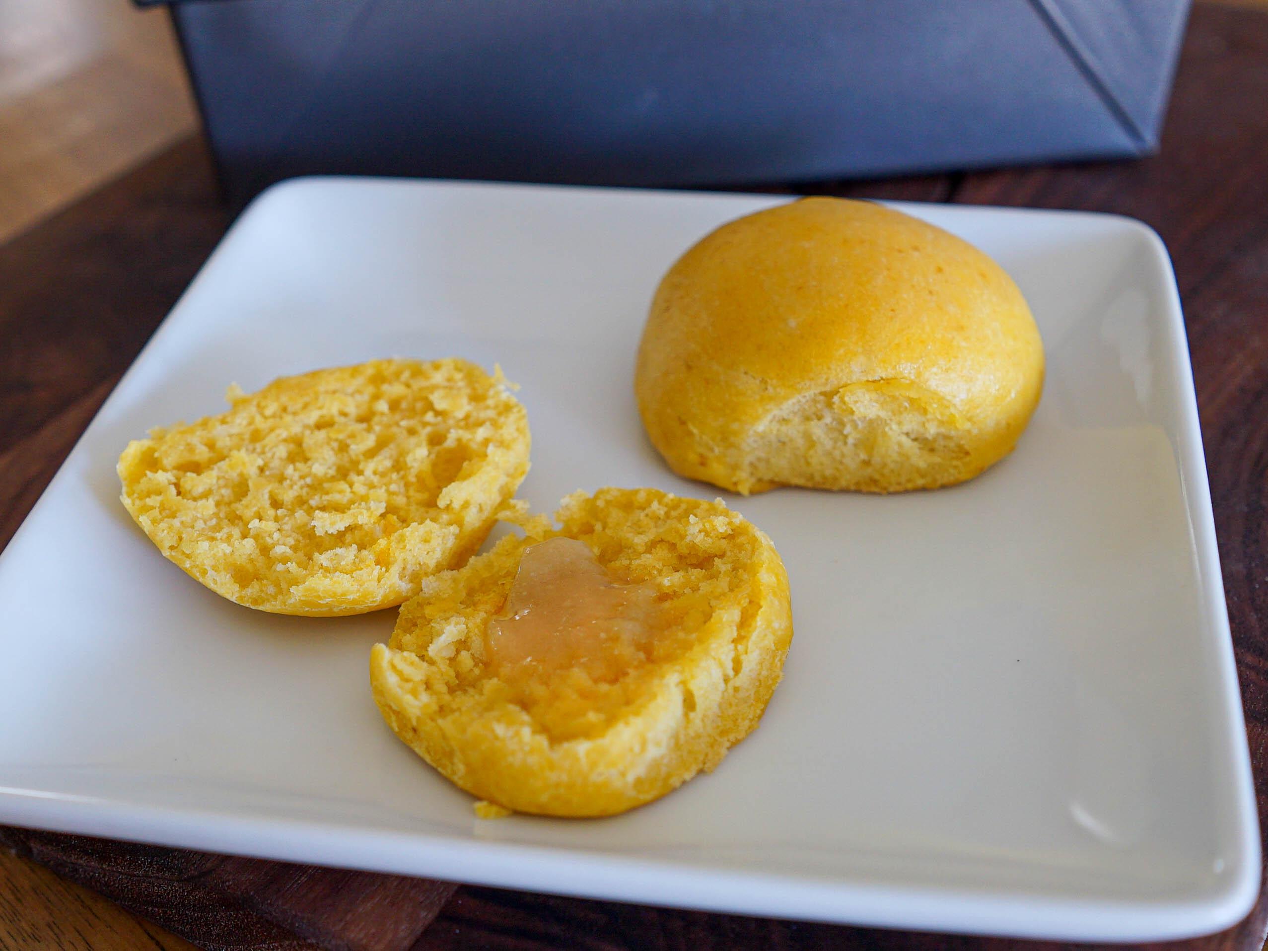Cannabis Pumpkin Dinner Rolls with Rosemary Maple Butter