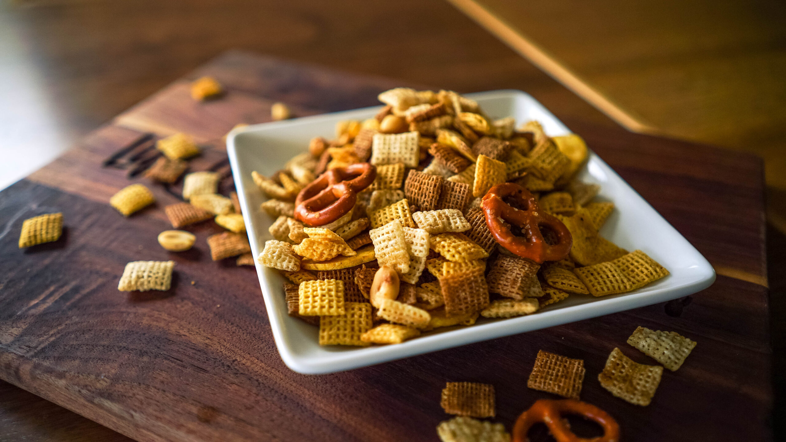 Cannabis Chex Mix || Life Above the Clouds