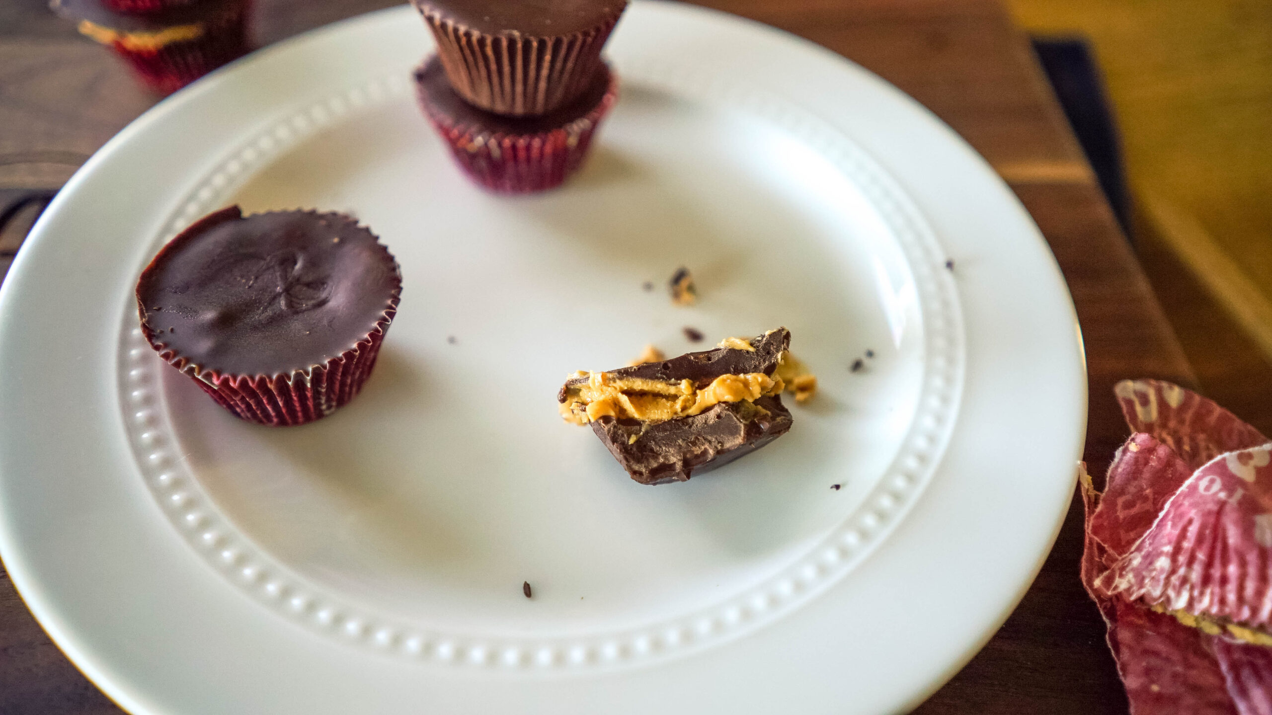 Cannabis Peanut Butter Cups    Life Above the Clouds