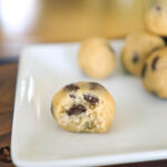 Cookie Dough Balls || Life Above the Clouds