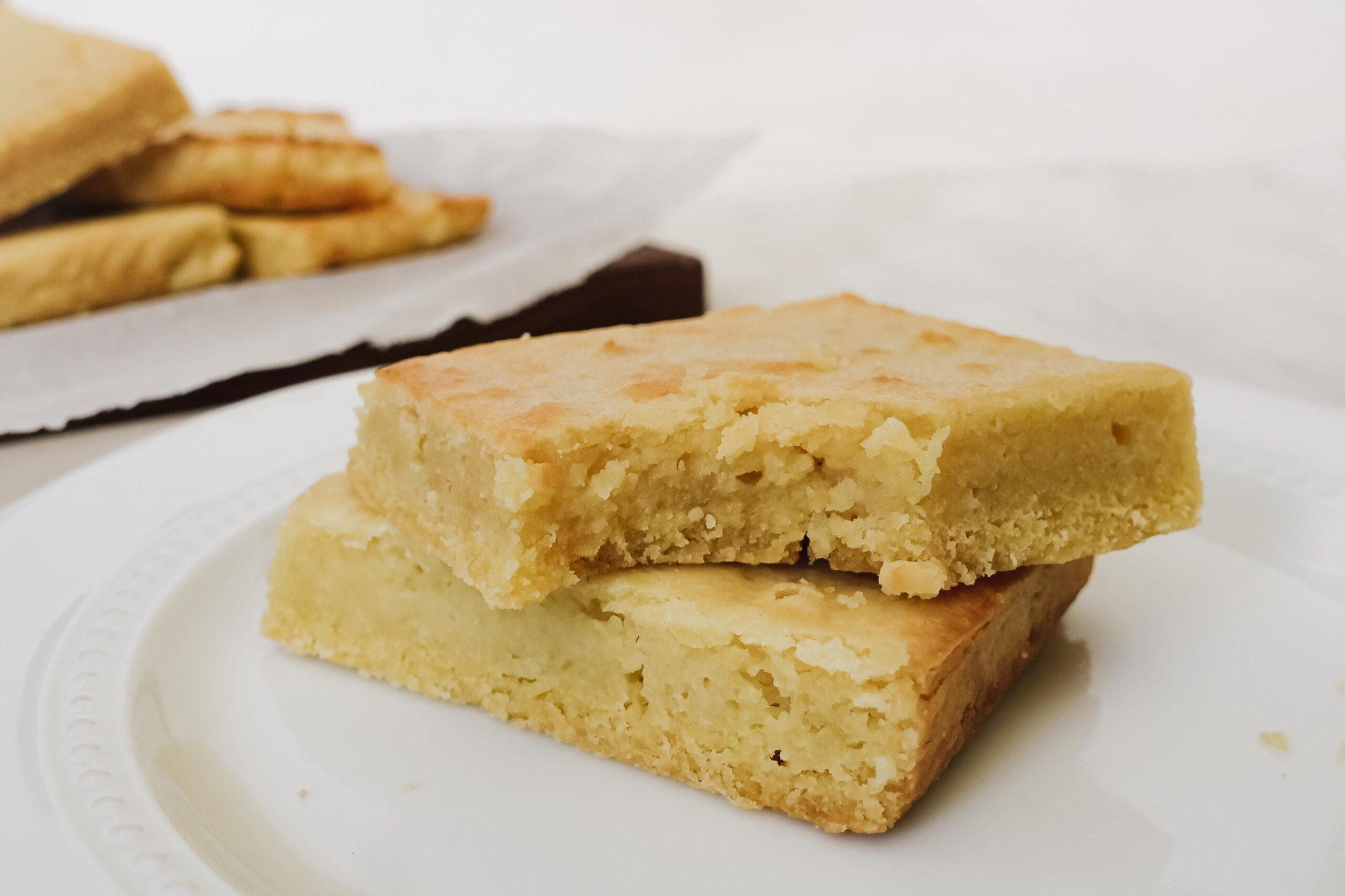 Healthy Gooey Butter Cake