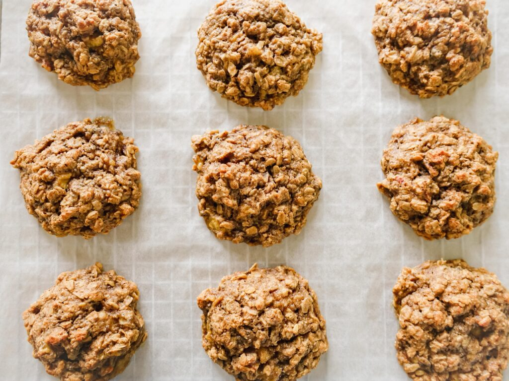 Healthy Oatmeal Breakfast Cookies    Life Above the Clouds