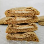 Stuffed French Toast Cookies || Life Above the Clouds