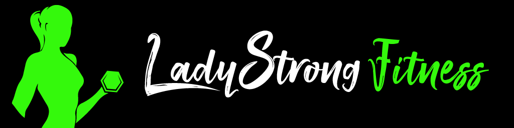 LadyStrong Fitness Logo