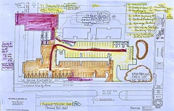 Parking lot engineering and design Sarasota florida