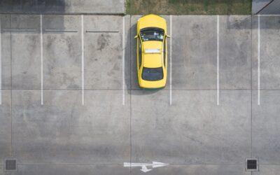 Concrete vs Asphalt Parking Lot or Driveway