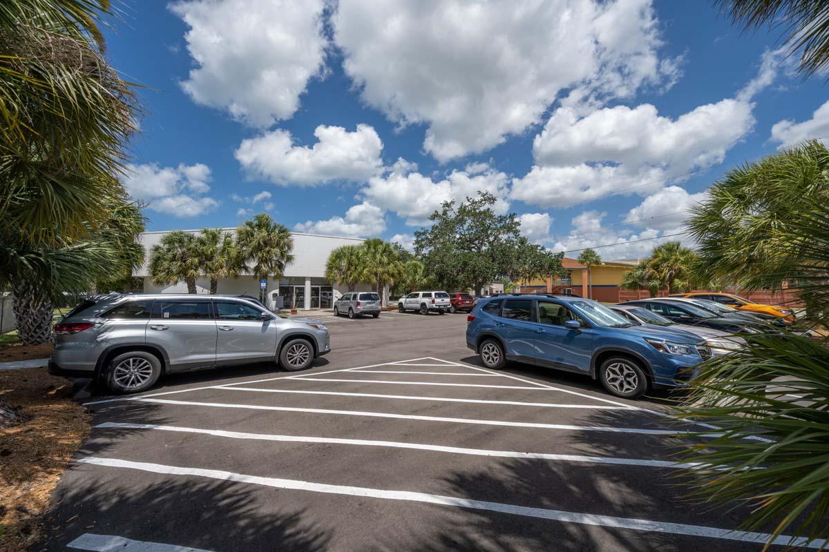 parking lot paving maintenance and repair