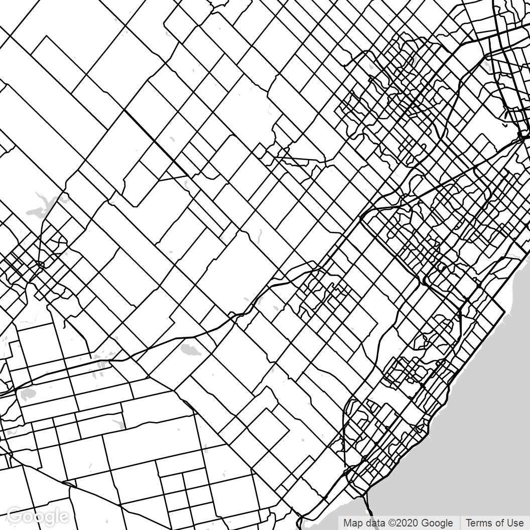 Halton-Region-Map
