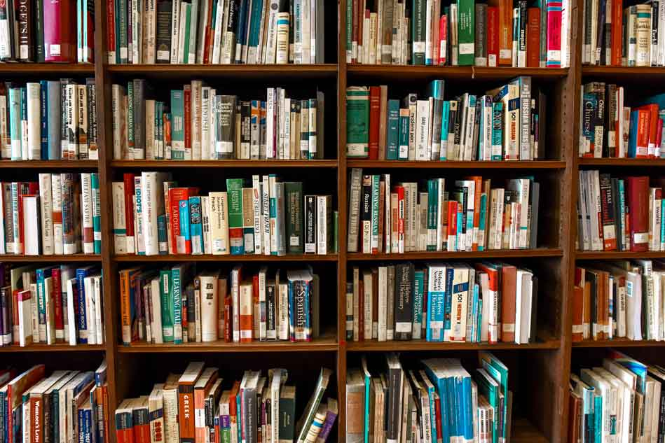 Prison libraries are important for inmates and staff.