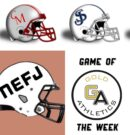 New England Football Journal Game of the Week Presented by Gold Athletics:  Catholic Memorial 38 St. John's Prep 9