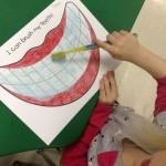 Children's Campus Dental Health Month