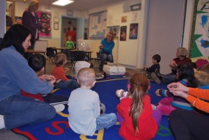 chapel hill daycare circle time