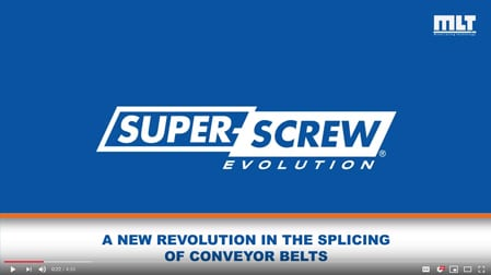 MLT's Super-Screw® Evolution