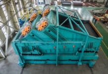 Schenck Process Vibrating Screen