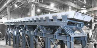 Carrier Vibrating Conveyors