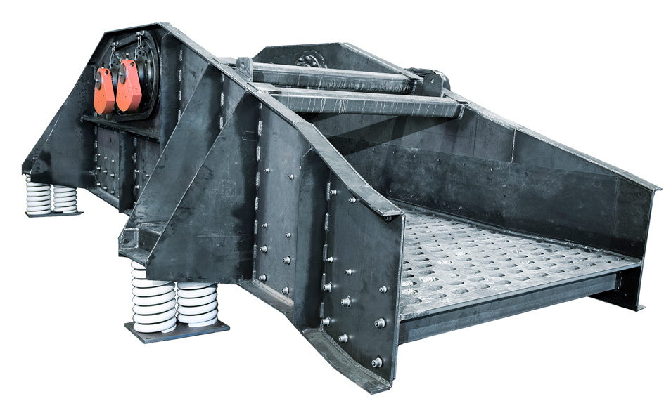 Carrier Vibrating Heavy-Duty Screeners