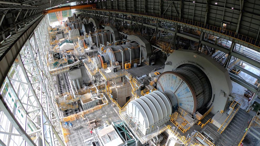 Schenck Process Mill Discharge Screens