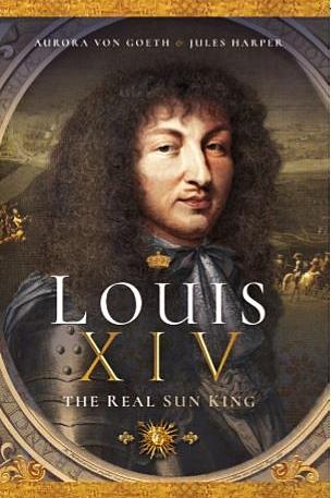 Louis XIV book cover