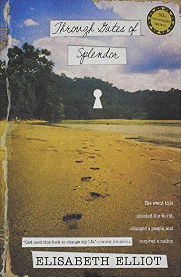 Through Gates of Splendor is the true story of five young missionaries who were savagely killed while trying to establish communication with the Auca Indians of Ecuador.