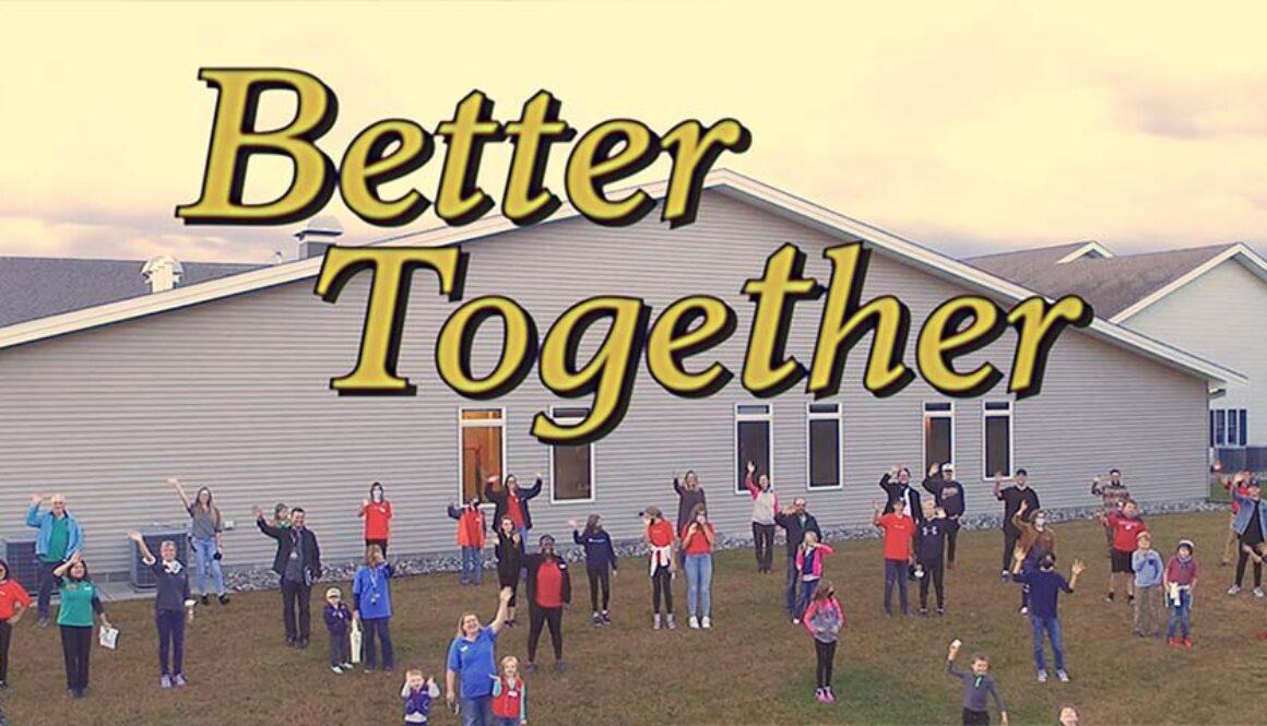 Better Together title