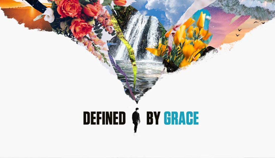 Easter 2021 | Defined by Grace TItle
