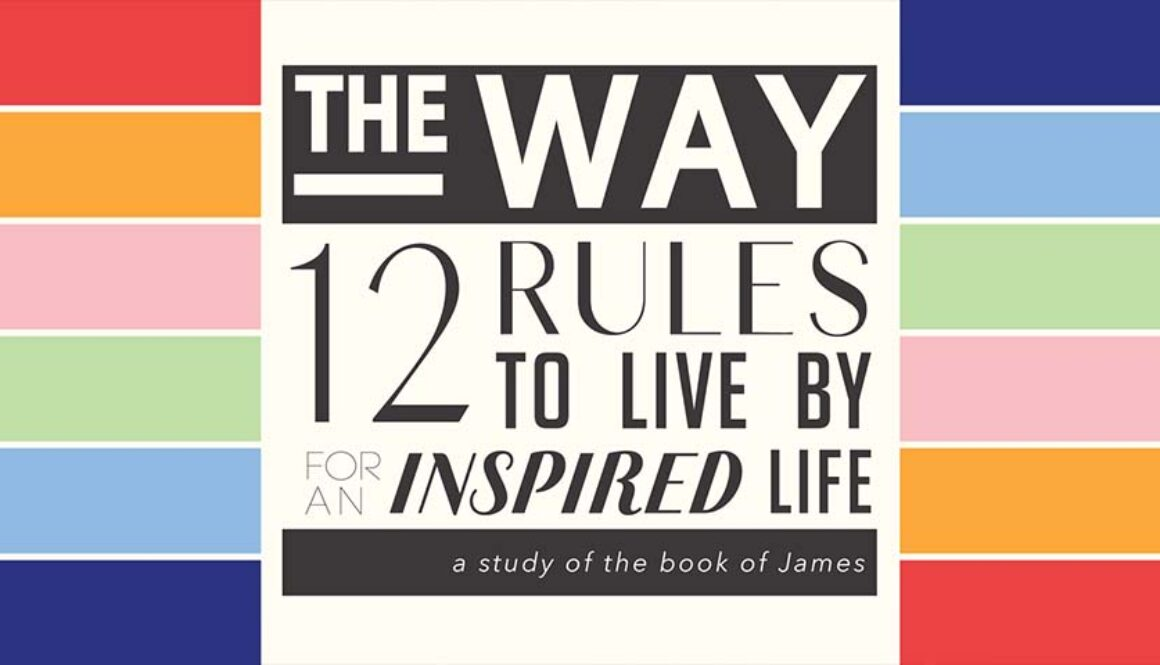 The Way- 12 Rules To Live By For An Inspired Life TITIEL
