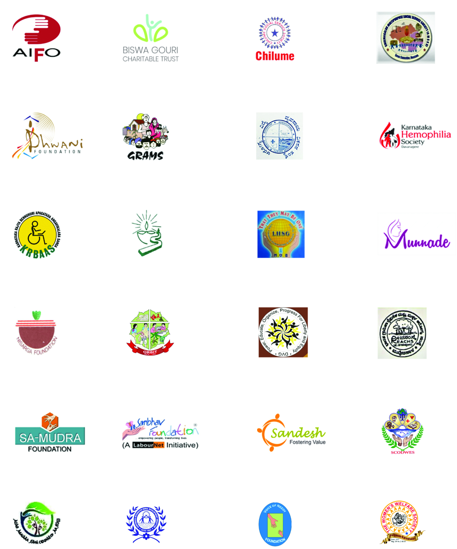 Dhwani NGO partner