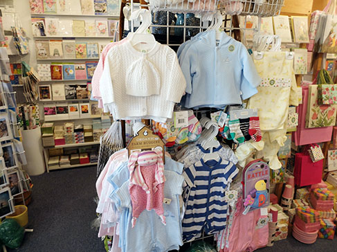 Celebrations Deep River Baby Clothing