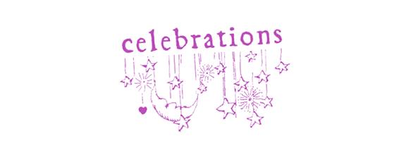 Celebrations Deep River Logo