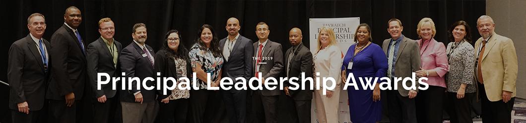 Principal Leadership Awards