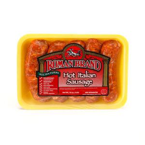 Roman Brand Hot Italian Sausage