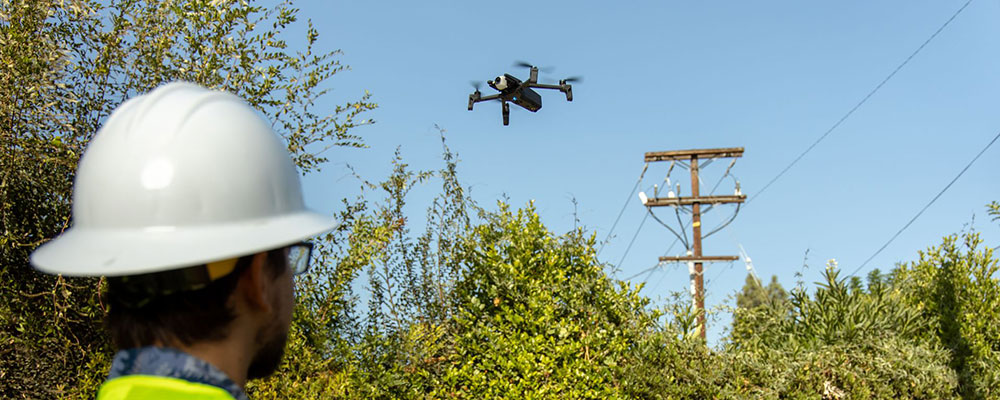 Drones in Topanga & Contact Info