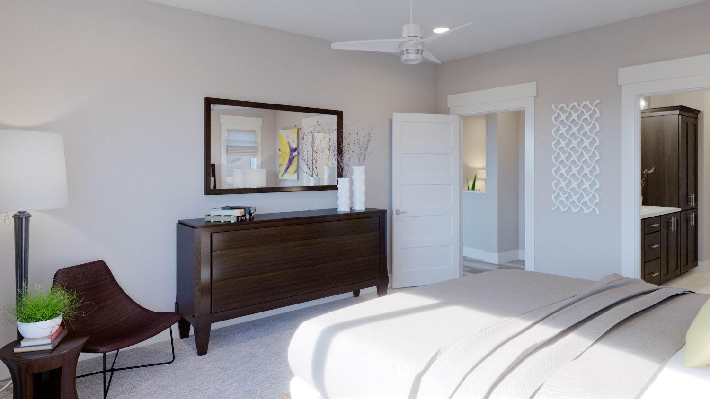 cascade luxury bedroom by american homebuilders