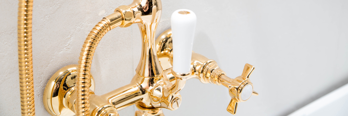 luxury faucet in gcd townhome
