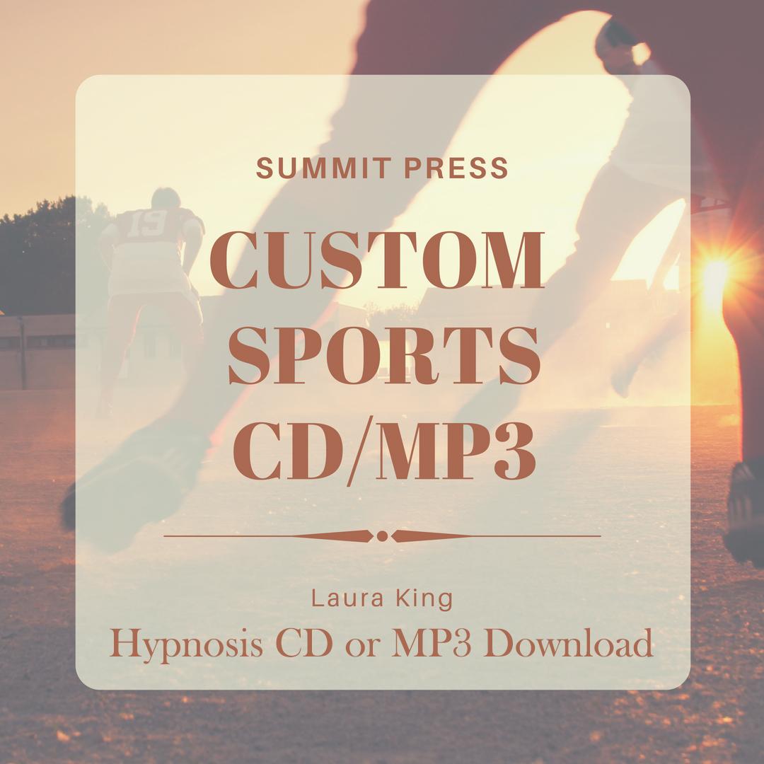 Custom Sports CD/MP3
