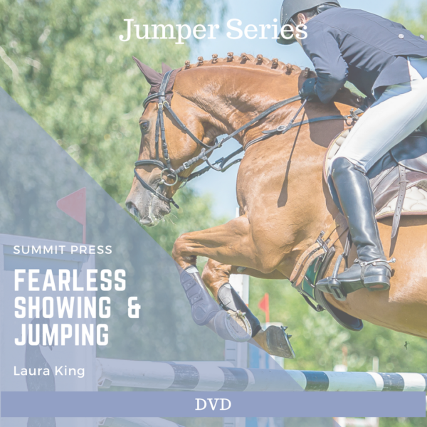 Fearless Showing & Jumping DVD