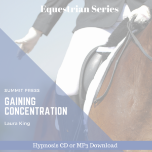Gaining Concentration Equestrian