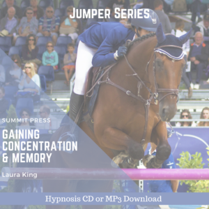 Gaining Concentration & Memory Jumper