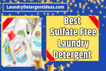 Sulfate Free Laundry Detergent