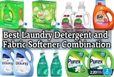 Best Laundry Detergent and Fabric Softener Combination