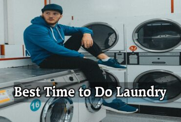 best time to do laundry