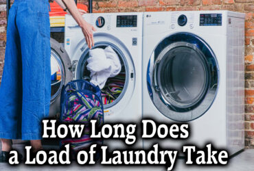 How Long Does a Load of Laundry Take