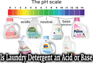 Is Laundry Detergent an Acid or Base