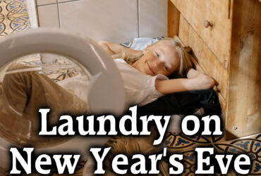 Is It Okay to Do Laundry on New Year's Eve