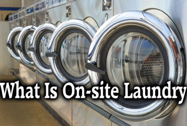 what is onsite laundry