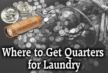 Where to Get Quarters for Laundry