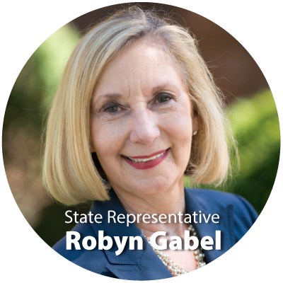 Endorsed by Robyn Gabel
