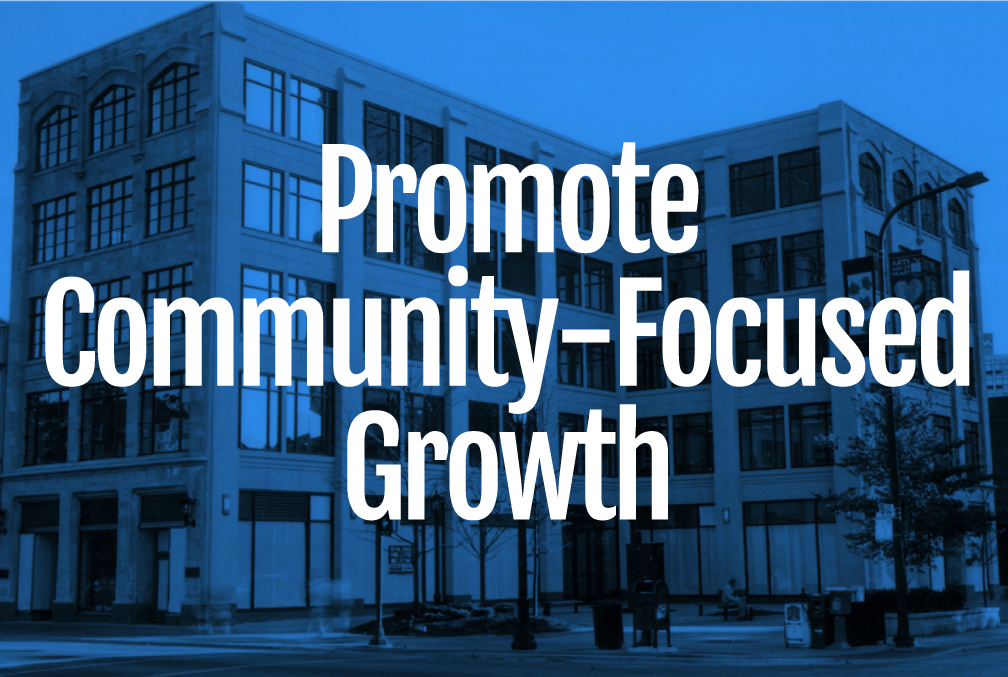 clare kelly for community focussed growth