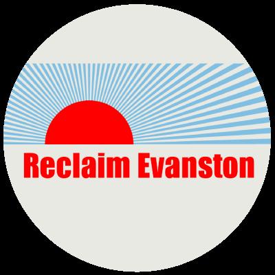 Reclaim Evanston Logo