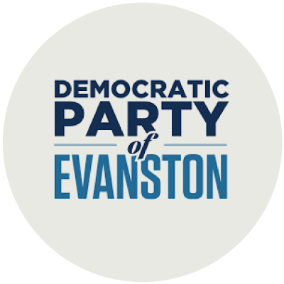 Endorsed by the Democratic Party of Evanston
